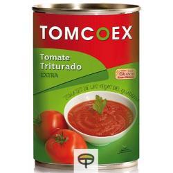 Tomate triturado, TOMCOEX 4kg.
