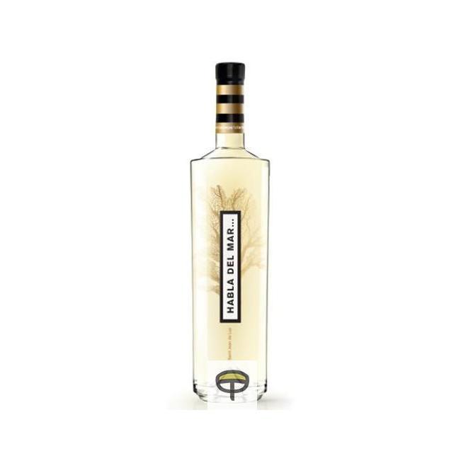 Vino blanco HABLA DEL MAR 75cl.