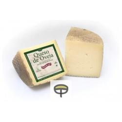 Queso oveja, QUESOS DEL CASAR elaborado con leche cruda pza.750grs.