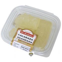 Calabaza Glaseada DOS HERMANOS 400 gr.