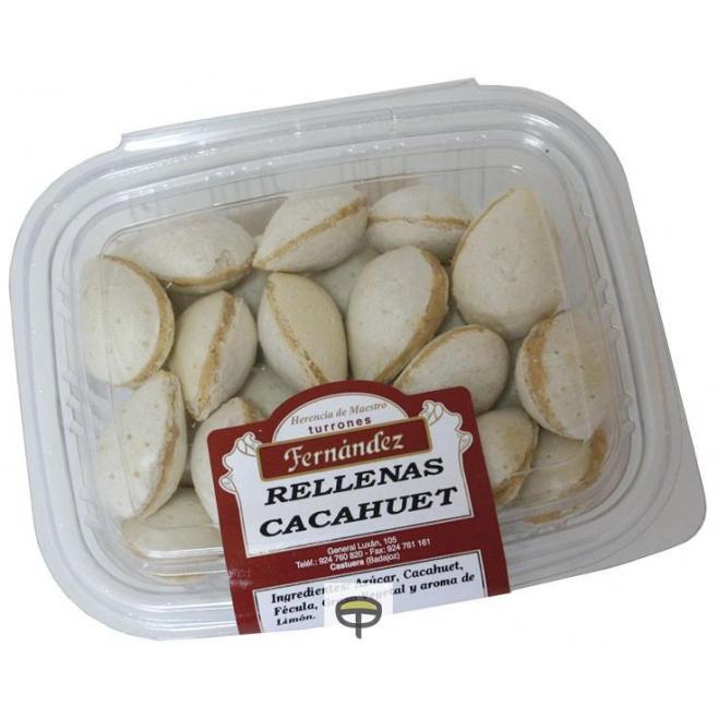Rellenas de almendra EN CASA 300 gr.