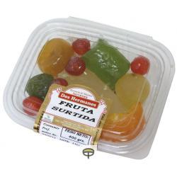 Fruta escarchada DOS HERMANOS 400 gr.