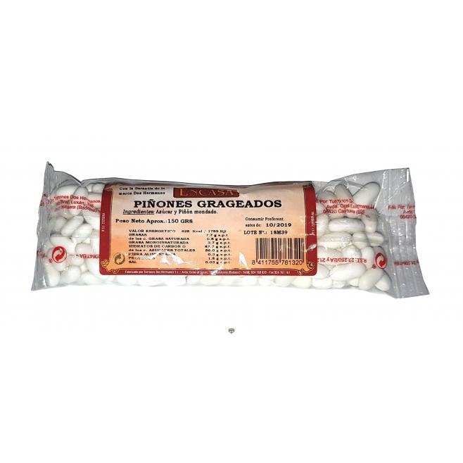 Paquete de piñones EN CASA 150 gr.