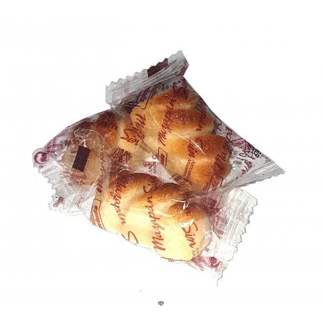 Figuritas mazapán sin azúcar DOS HERMANOS Caja de 3 kg.