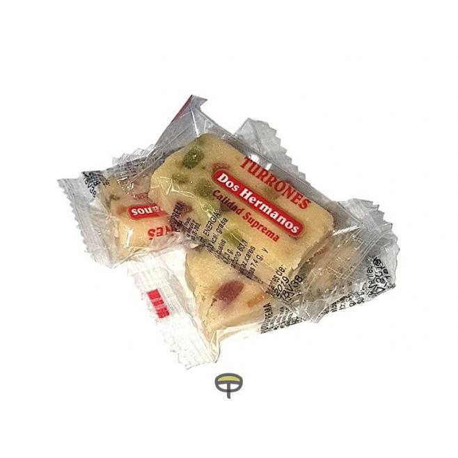 Porción fruta suprema DOS HERMANOS Caja de 3.5 kg.