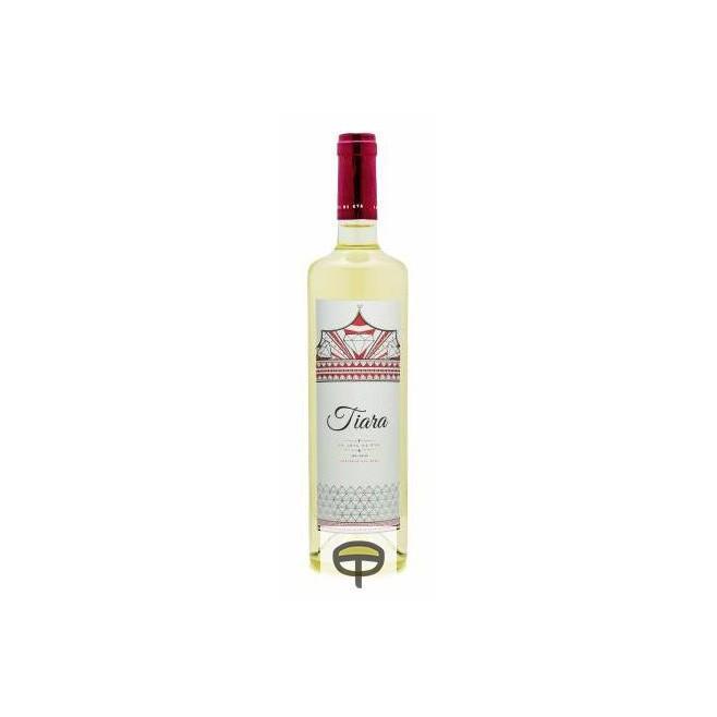 Vino blanco semidulce TIARA 75cl.