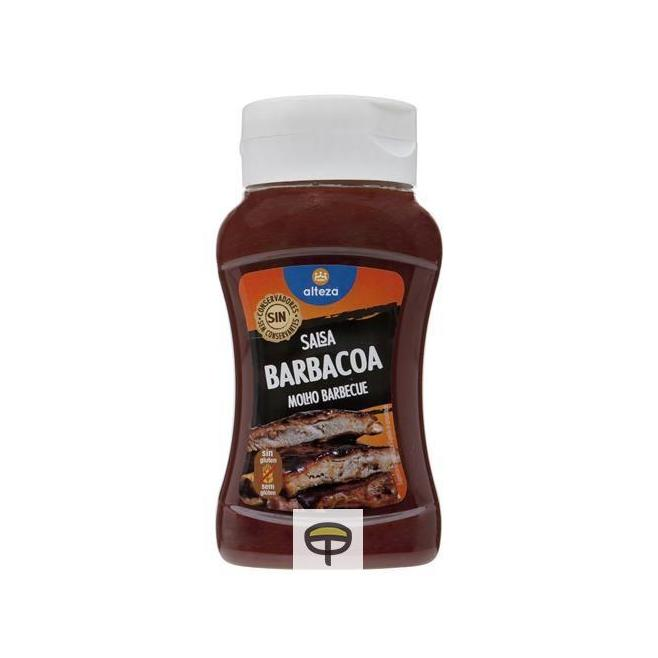 Salsa barbacoa ALTEZA, 340grs.