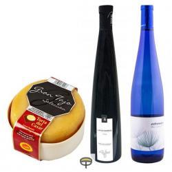 Pack Vino + Torta del Casar
