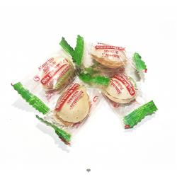Rellenas de almendra sin azúcar DOS HERMANOS Caja de 3 kg.