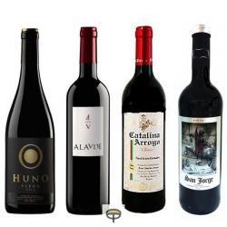 Pack Vino Regalo - Vinos Tintos