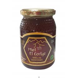 Miel de montaña EL CORTIJO, 500grs.
