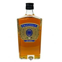 Ron añejo GRANADILLA 70 cl.
