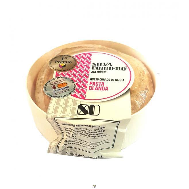 Queso de cabra torta ACEHUCHE  pieza