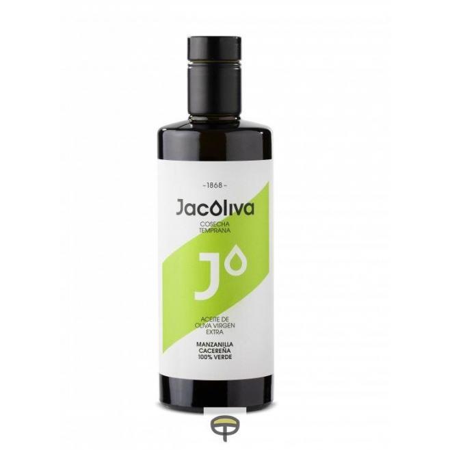 Aceite oliva virgen extra JACOLIVA 500ml.