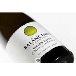 Aceite de oliva virgen extra BALANCINES botella 750ml.