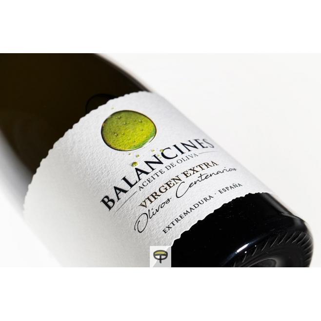 Aceite de oliva virgen extra BALANCINES botella 500ml.