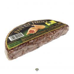 Pan de higo media luna LA DAMA DE LA VERA 250 gr.