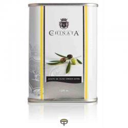 Aceite de oliva virgen LA CHINATA Lata 125 ml.