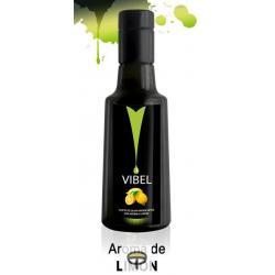 Aceite de oliva virgen extra Limón VIBEL 250 ml.