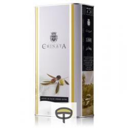Aceite de oliva virgen extra  LA CHINATA 1L.