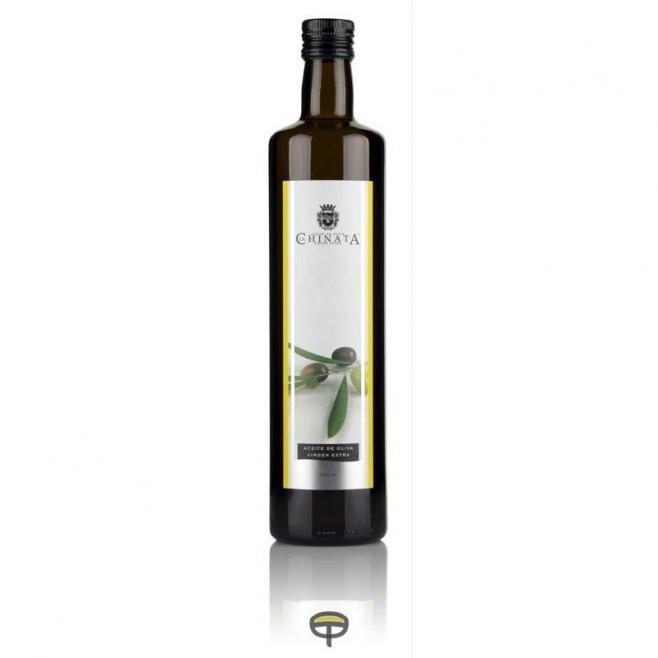 Aceite de oliva virgen extra LA CHINATA 750 ml.