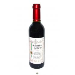 Vino tinto CATALINA ARROYO 37,5 cl.