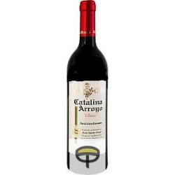 Vino tinto CATALINA ARROYO 75 cl.