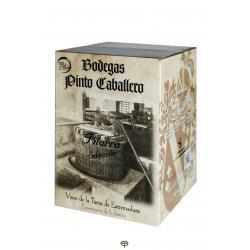 Vino blanco PITARRA box 15 L.