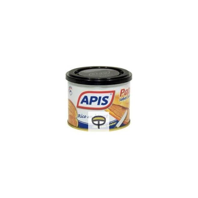 Paté, APIS, Peso Neto 200 gr.