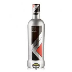 Vodka KALÍGULA aluminio 70 cl.