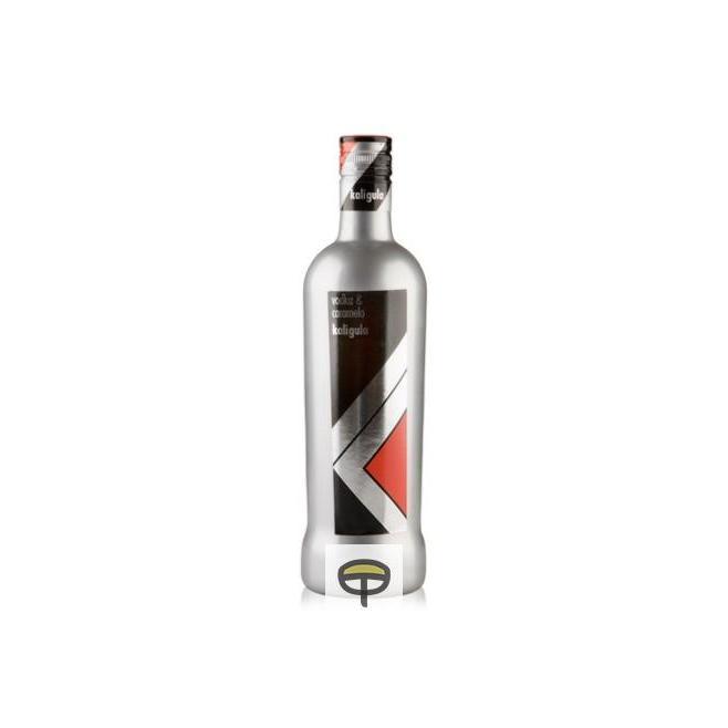 Vodka KALUGULA aluminio 70 cl.