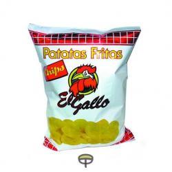 Patatas fritas EL GALLO 350g