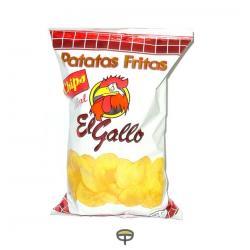 Patatas fritas EL GALLO sin sal 160g