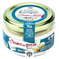 Crema de queso azul IBERITOS 110 gr.