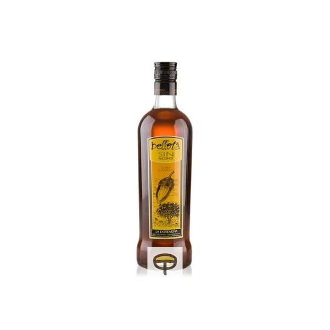 Licor de bellota sin alcohol LA EXTREMEÑA 70 cl.