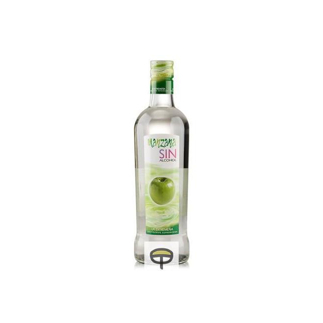 Licor manzana sin alcohol LA EXTREMEÑA 70 cl.