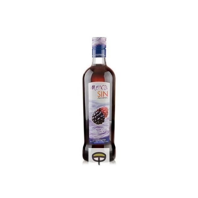 Licor de mora sin alcohol LA EXTREMEÑA 70 cl.