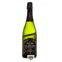 Cava VIA DE LA PLATA Brut-nature 75 cl.