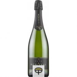 Cava BONAVAL Brut-nature 75 cl.