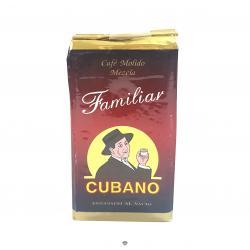 Café molido 50/50, CUBANO, 250 gr.