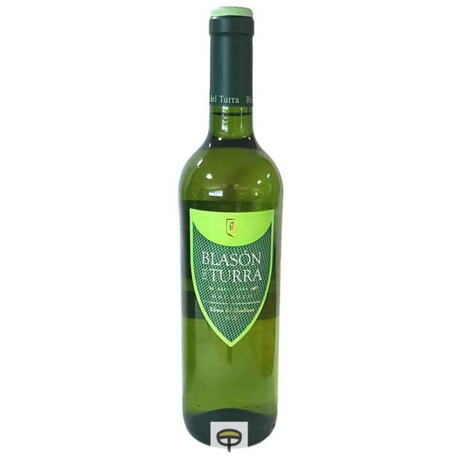 Vino blanco BLASÓN DEL TURRA 75 cl.