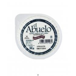 Queso fresco de cabra EL ABUELO 300 gr.