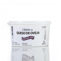 Crema queso oveja del Casar 900 gr.