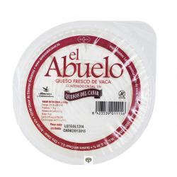 Queso fresco de vaca EL ABUELO 820 gr.