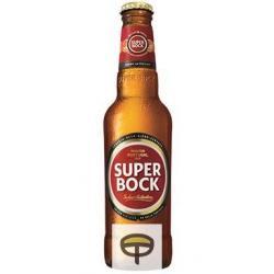 Cerveza SUPER BOCK bot.33cl.