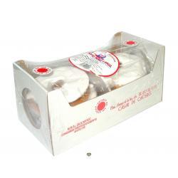 Rosca yema sin azúcar Casar de Cáceres TEODORO PEREZ Y HNOS 350 gr.