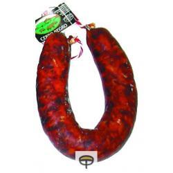 Chorizo 1ª herradura CERRO NEGRO 300/330 gr