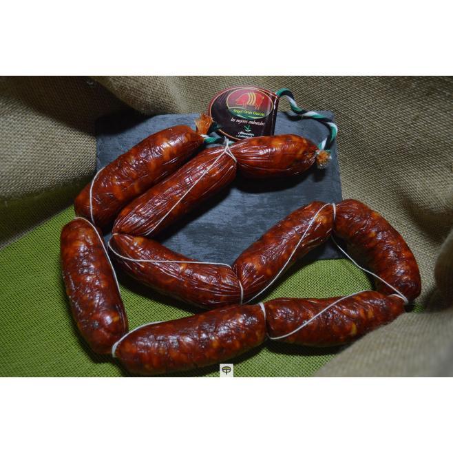 Chorizo rojo SABOR ARROYANO 780/850 gr.