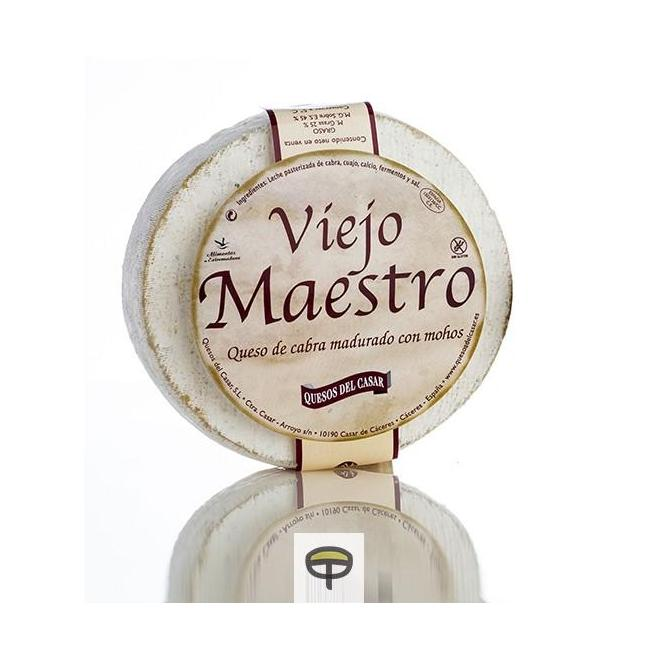 Queso cabra V.Maestro DILACTA 700 gr.