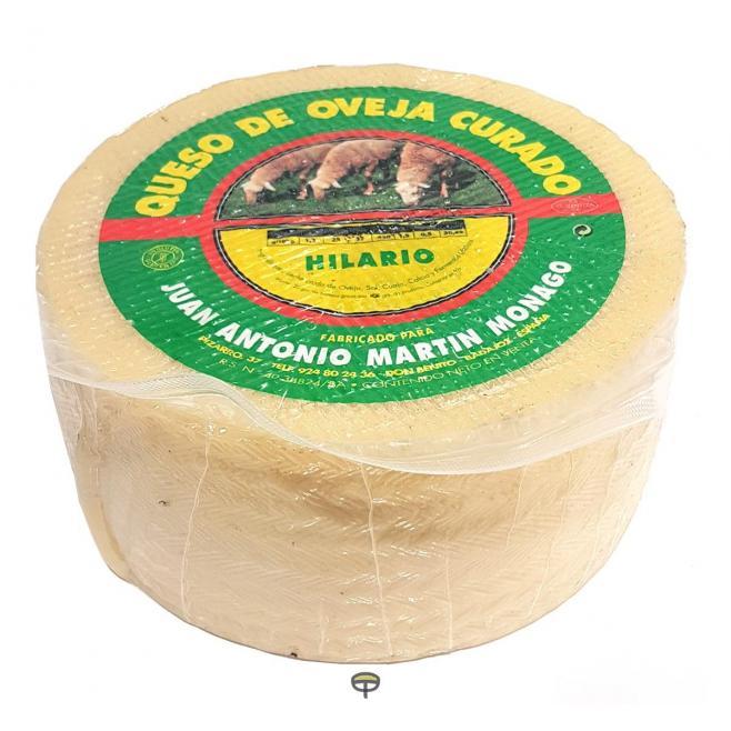 Queso oveja HILARIO 2800 gr.